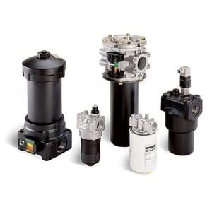 Parker – Hydraulic Filter Division - Hydraulics & Pneumatics - Aaxion Inc.