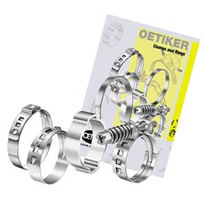 Oetiker Clamps - Aaxion, Inc.